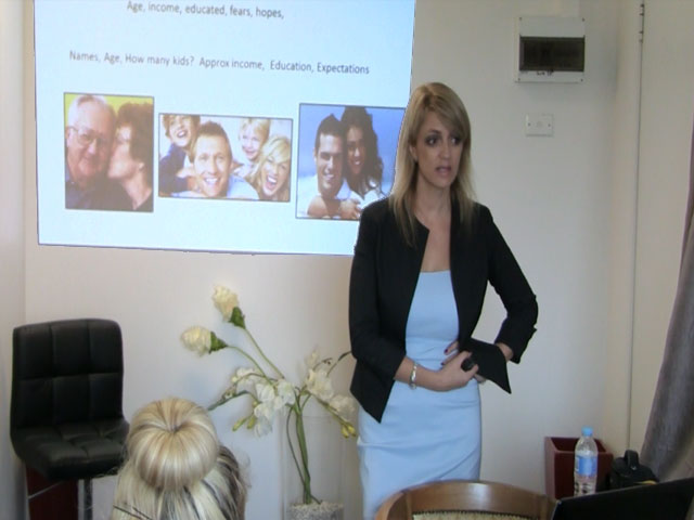 Speaking Lisa B.