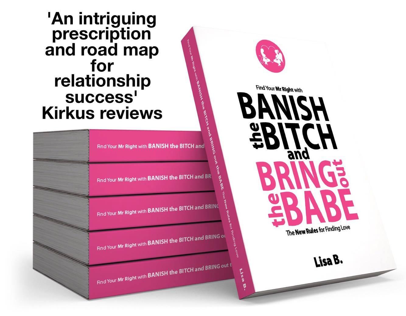 Lisa B Author Banish the bitch