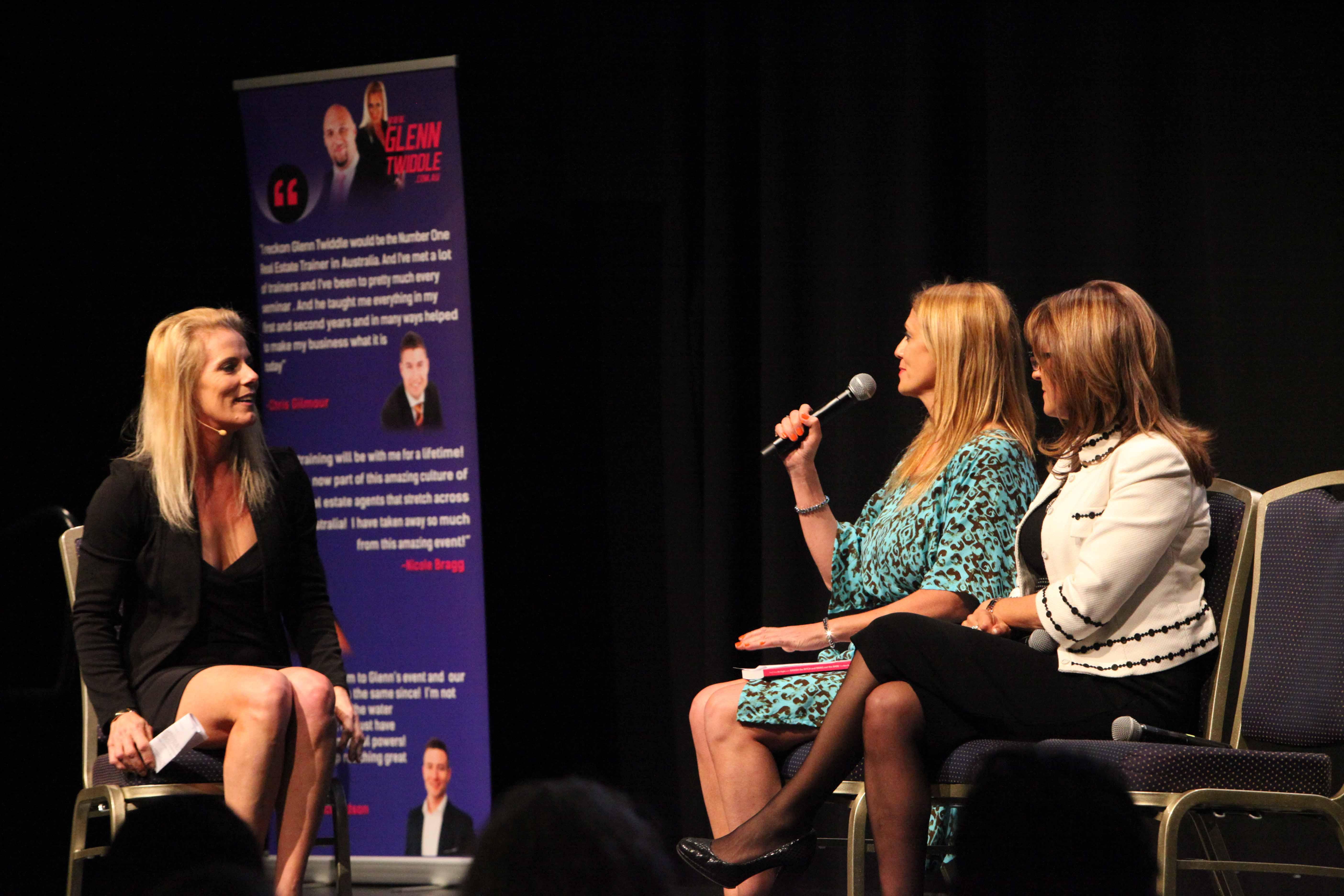 Speaking Lisa B. womens groups